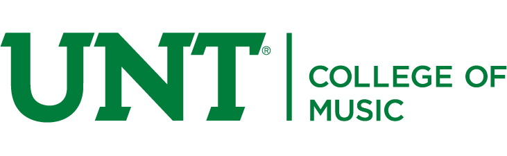 UNT College of Music logo
