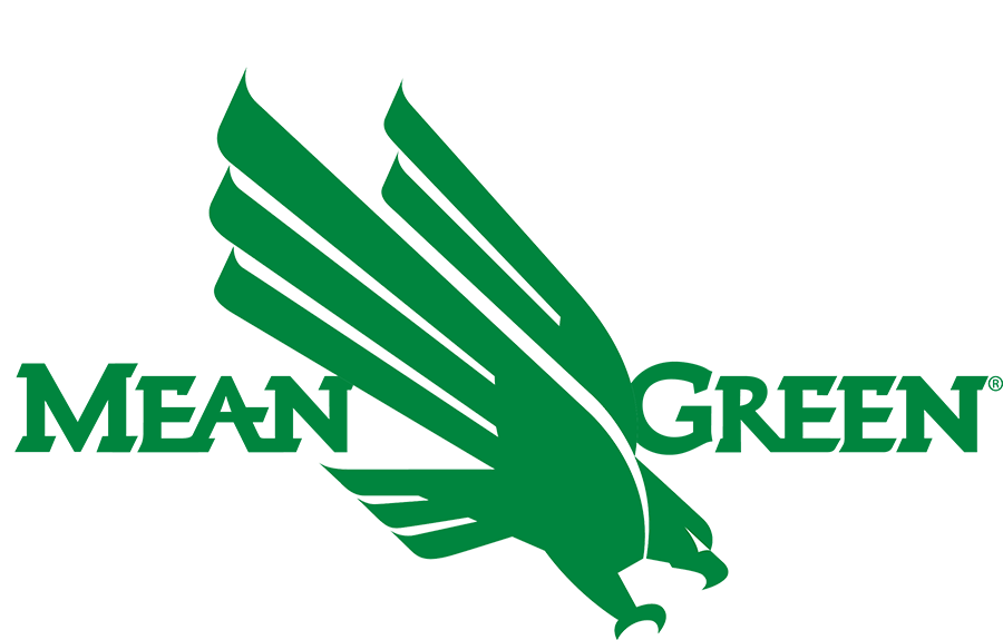 Mean Green Athletics logo
